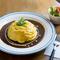 ふわとろ食感の『半熟卵のオムライス』