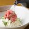 軽めでありながら贅沢な〆『神戸牛とテールスープのだし茶漬け』