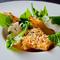 柔らかな鱗が衣がわり。ふっくらとした身の美味しさに出合える『甘鯛のポワレと季節の野菜 お魚のスープ』