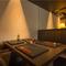 ゆったりとお食事を愉しむのに相応しい、心和むくつろぎの空間