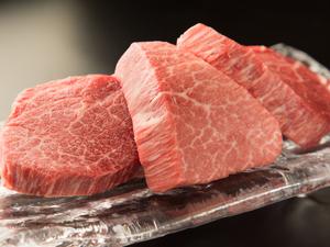 焼肉の頂点を味わえる至福の味!とろけるおいしさ『ヒレ』