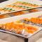 自家製『桜ウッド スモークサーモンと野菜のスモーク』