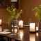 進化する東京を体感できる次世代型レストランで、大人のデートを