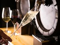 イタリア直輸入の無添加ワイン『樽生スパークリングワイン』