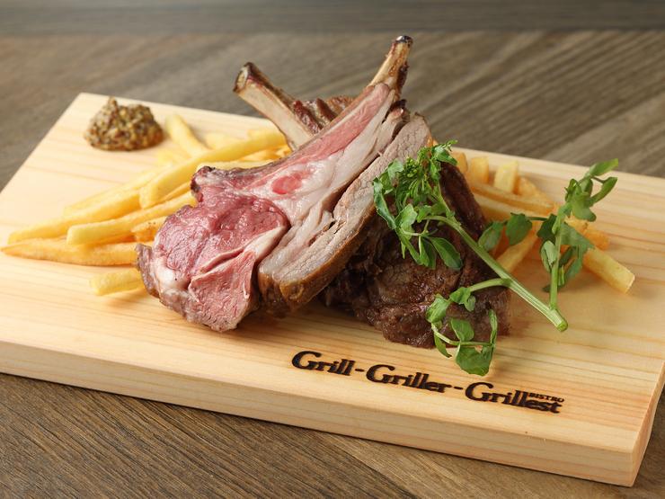 BISTRO Grill‐Griller‐Grillest>