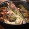 イタリアを代表する漁師料理。海の幸を丸ごと味わう『オマール海老と本日の鮮魚 ズッパディペッシェ』