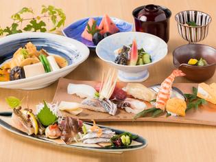 瀬戸内産をメインとした天然物の『旬魚』