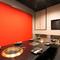 焼肉店のイメージが変わる、スタイリッシュな空間には個室を完備