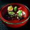 素材本来の旨みと食感を堪能する前菜『三河湾手長海老のソテー』