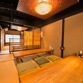 各種宴会にも最適な2階のお座敷は、最大25名位までOK