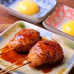 七谷地鶏の鉄板 鶏焼肉おまかせ8種盛り合わせ