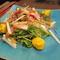 ICHIGOのサラダ