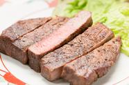 ジューシーでありながらさっぱりした肉質が特徴『阿波一貫牛A5くりみ網焼き』