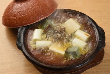 旨みたっぷりの豊潤な味わい『丸鍋すっぽん』