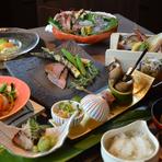 和食と洋のマリアージュコース