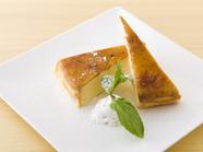カスタードの上にパリパリしたカラメルが絶妙な美味しさの『濃厚カタラーナ』