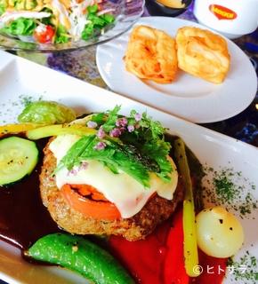 レストラン バーズアイの料理・店内の画像2