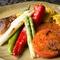野菜の旨みを堪能できる『旬の産直野菜』