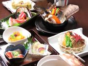 旨い魚と野菜の金澤じわもん料理 波の花
