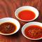 薬膳香辛料にこだわりあり。化学調味料不使用の健康的な料理
