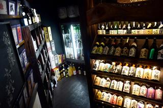 栃木の地酒から県外の銘柄まで取り揃えております。