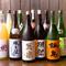 日本酒を中心に様々なお酒を提供