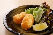 エビを丸ごと使用。元洋食シェフの池田さんが作ったコク深い『池田産 とろ~りエビクリームコロッケ』