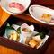 季節の日本料理も味わえる焼肉会席で、大人の焼肉デートを
