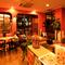 スイーツはもちろん、お酒もオーダーできるカフェ&レストラン