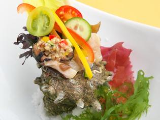 大きくて粒もしっかり、味わい深い「能登島産サザエ」