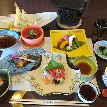 会席料理4000円(写真はイメージです。)