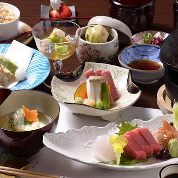 会席料理 5000円(写真はイメージです。)