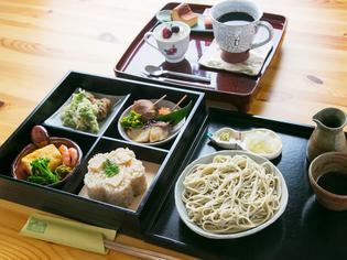 松花堂膳(予約メニュー)
