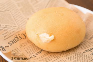 パンもクリームもふんわり『クリームパン』