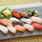 北海押し寿司
