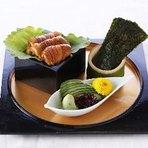 真つぶ貝の七味焼き(串焼き)