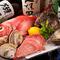 魚の旬を的確に見極め、ベストなタイミングでお客様にご提供