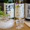 料理人が厳選した兵庫県の地酒