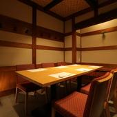 昭和レトロな空間でゆったり過ごす贅沢な時間