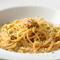 生うにとピスタチオの濃厚なウニクリーム スパゲッティ(dinner)