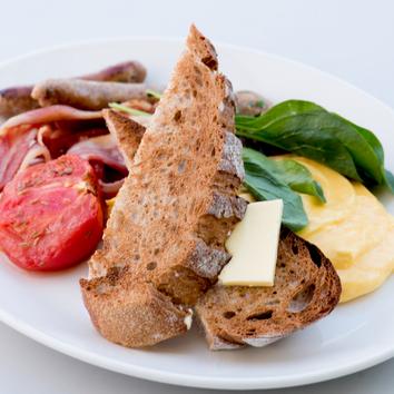 【朝食限定】人気の朝食メニューを楽しむシェアコース 3240円