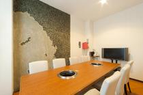 テーブル席・個室