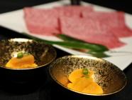 「ふらの和牛」と「ファフィ卵」を存分に楽しむ、『ふらの和牛の焼きすき』