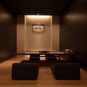 季節を映す月替わりの懐石料理と和モダンな空間でおもてなし