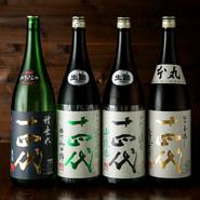 市場では出回る数が少ない希少な銘柄や、地元だからこそ入手できる期間限定の日本酒など、多種多様なラインナップ。プレミアム飲み放題ならば、更にお得に楽しむことができます。