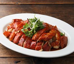 『ローストチキン (スープ付き)』 half -1/2羽(4-5名様)Roasted  Chicken  with  Soup