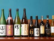 日本酒と創作和食の店 EDO×江戸 日本橋三越前