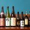 ビール・日本酒・ワイン…アツアツふわふわの串揚げと共に