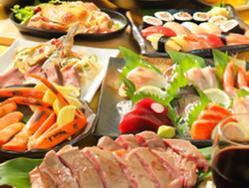 鮮度に拘った有機野菜・高原豚・地鶏・熟成塊肉など♪ よりどり特製宴会プラン。