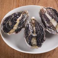 厳選する食材の中でも、とくに力を入れているものは生産者のもとへと足を運び、その現場を自らチェック。瀬戸内産の牡蠣や鹿児島県産の鴨肉などは、現在シェフが最も注目している食材のひとつです。